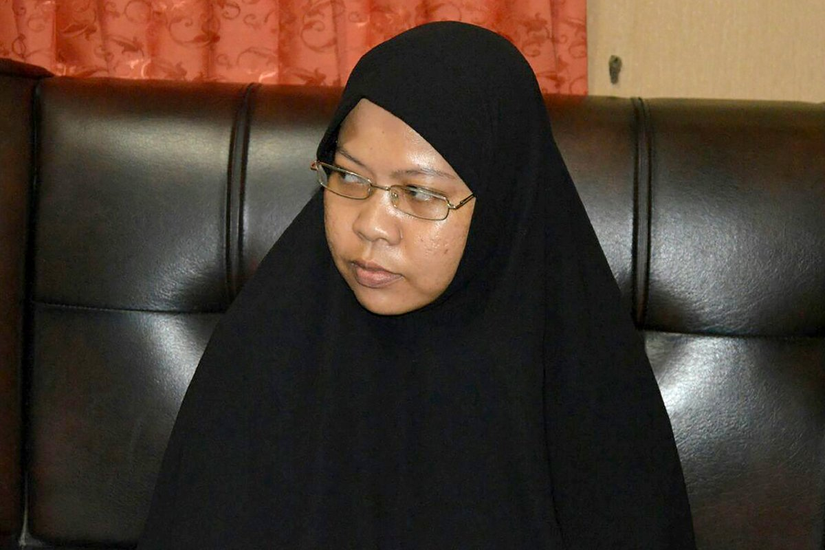Indonesian women seeking to become IS suicide bombers, says study