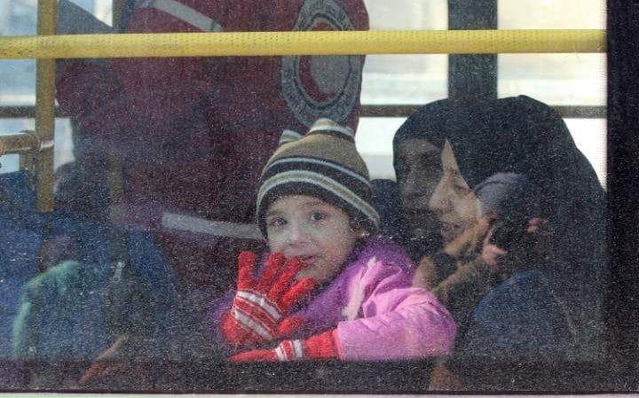 Из Авдеевки эвакуировано 200 человек, 95 из них - дети, - ГСЧС - Цензор.НЕТ 1598