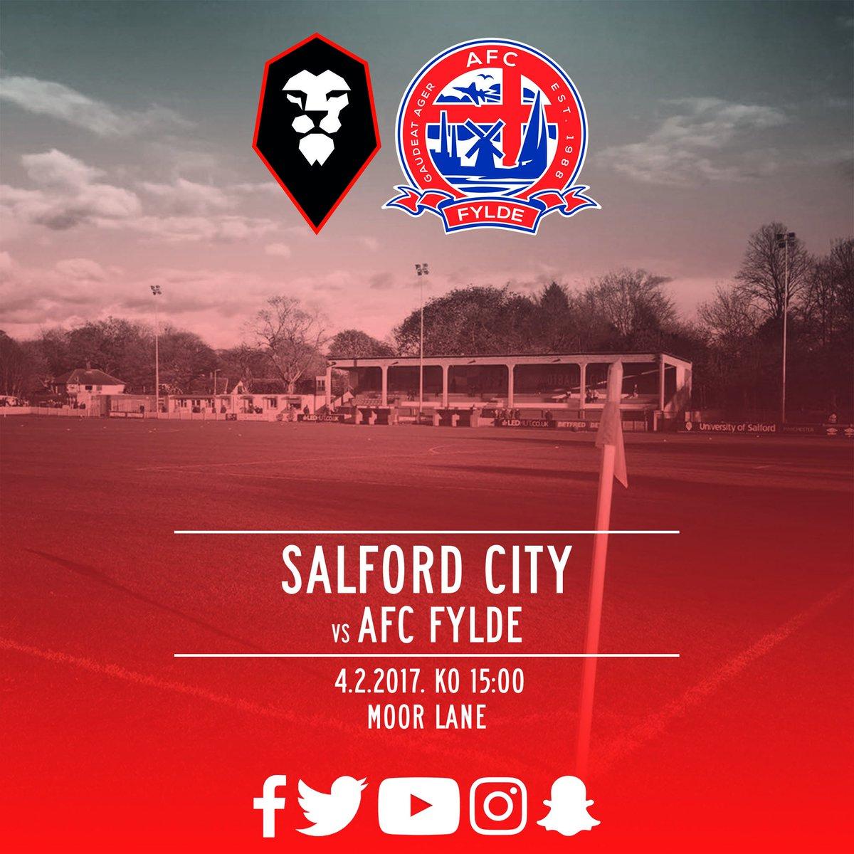Salford City: Salford City FC (@SalfordCityFC) On Twitter
