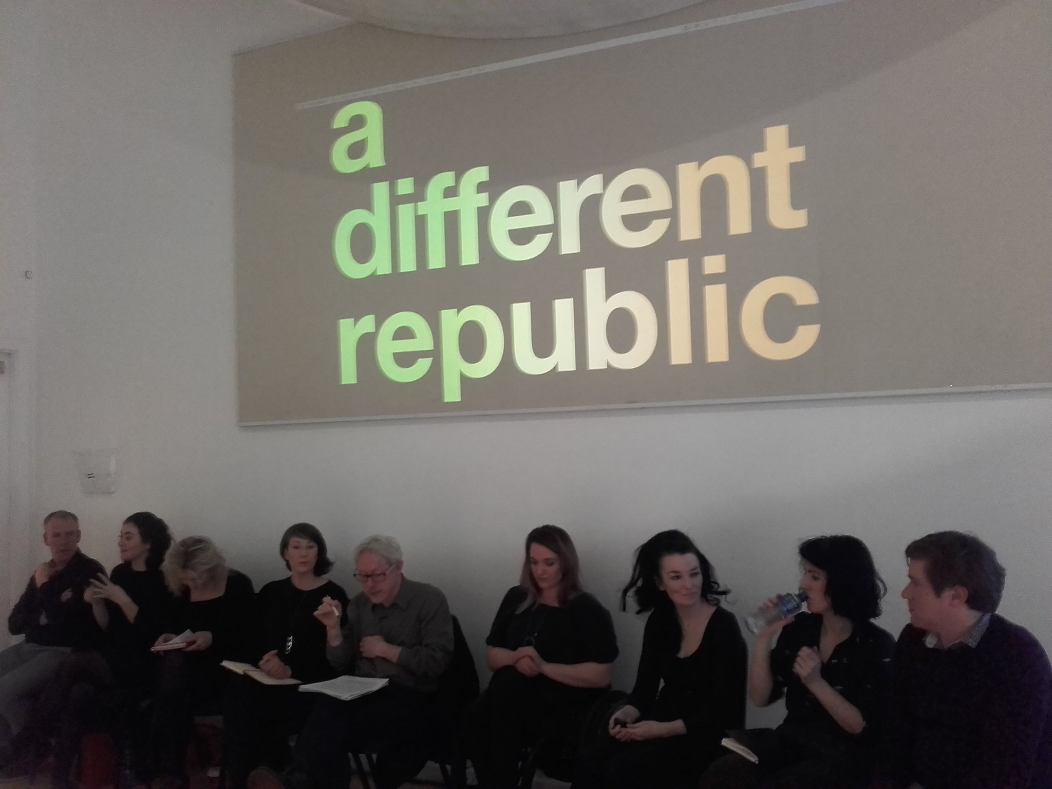 stellar line up.  such great conversation.  this will be up on https://t.co/0xPLU01nl1 if you couldn't be here #adifferentrepublic https://t.co/V78ky1zEMa