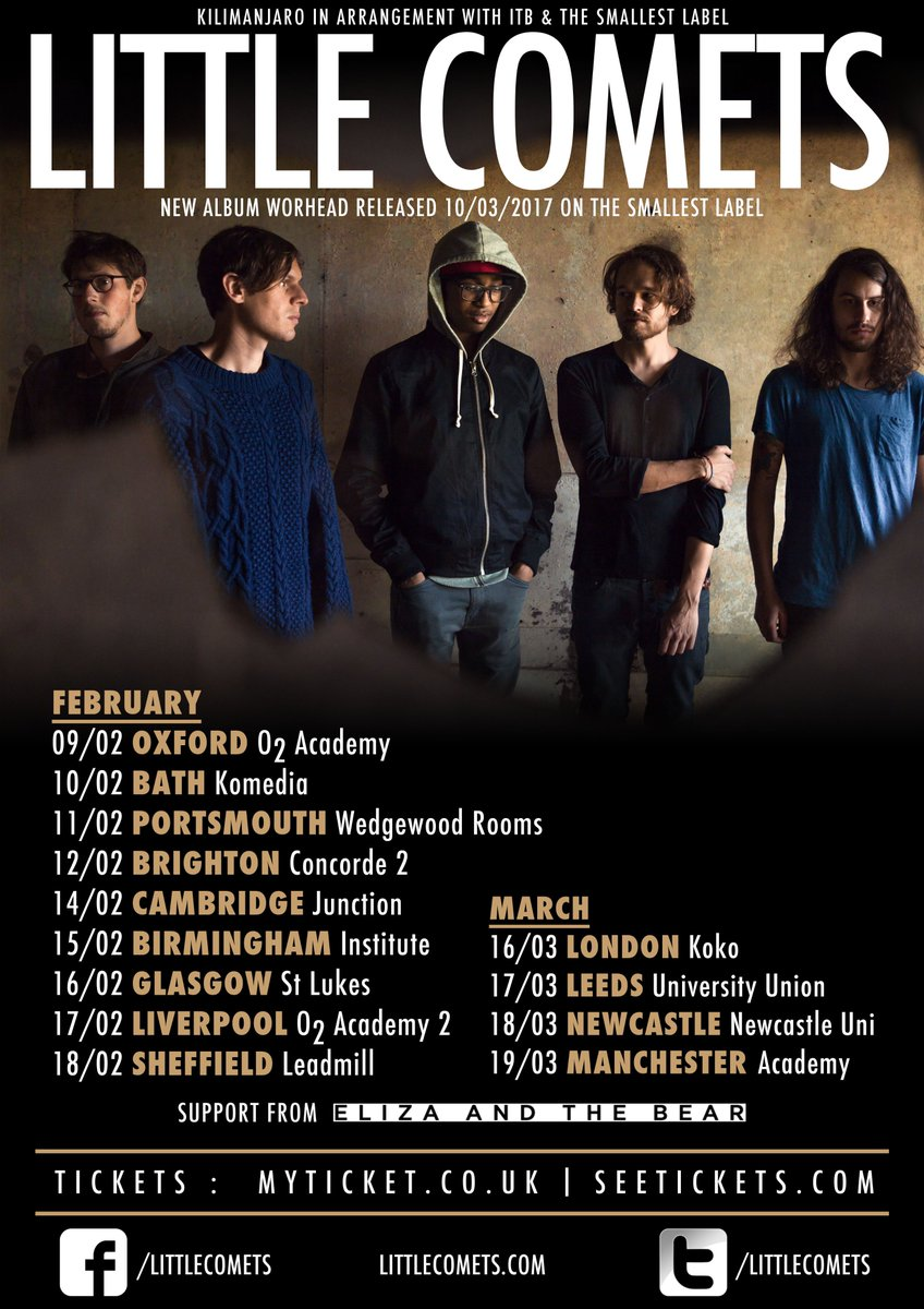 little comets on twitter it s february and that can mean only 1