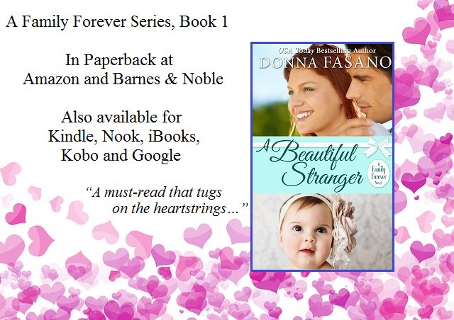 A Family Forever and a Cookie Recipe @DonnaFaz #mgtab