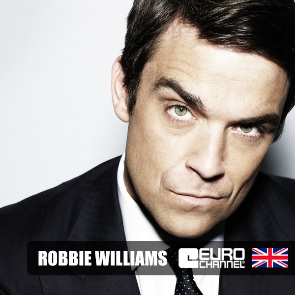 Happy Birthday Robbie Williams!