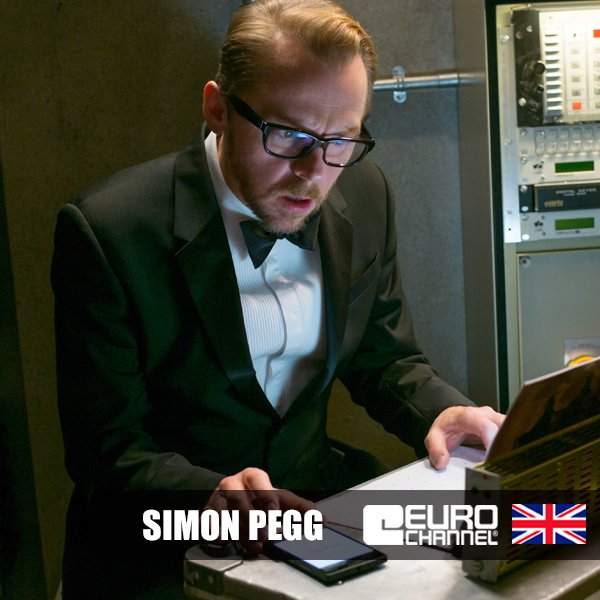 Happy Birthday Simon Pegg!