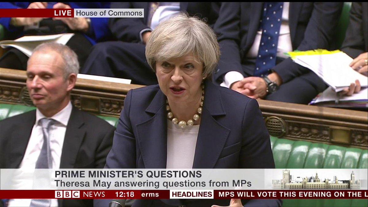 """Bbc News Twitter: BBC Breaking News On Twitter: """"UK Prime Minister @theresa"""