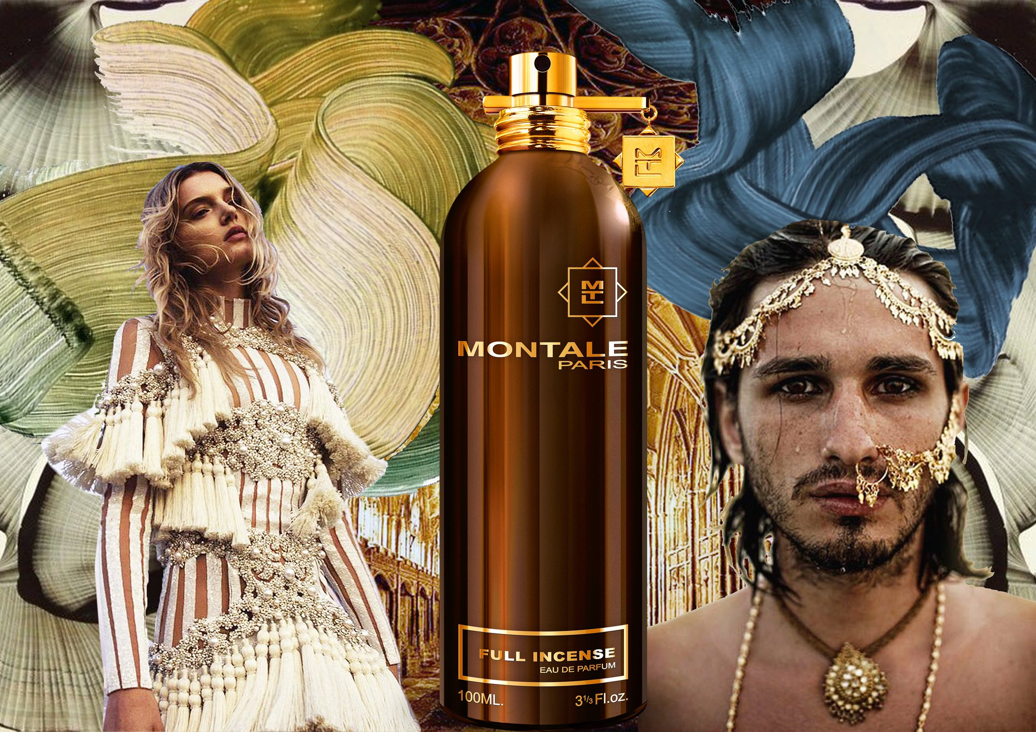 """MONTALE PARFUMS on Twitter: """"Find your inner peace with good vibes,  spiritual awakening & FULL INCENSE. #montale #luxury #perfume #orientalchic  #fragrance #luxe #paris… https://t.co/3VDfhCWHmr"""""""