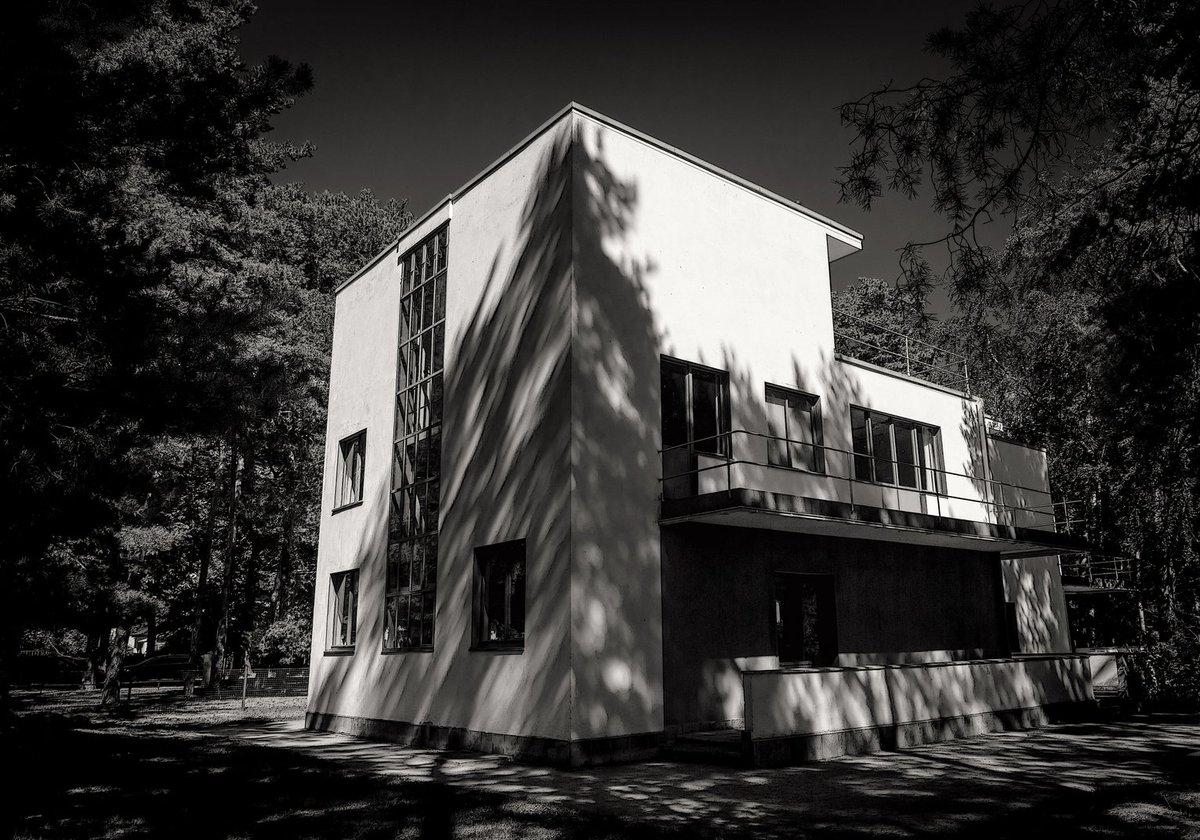 Bauhaus Movement On Twitter Meisterhauser Dessau