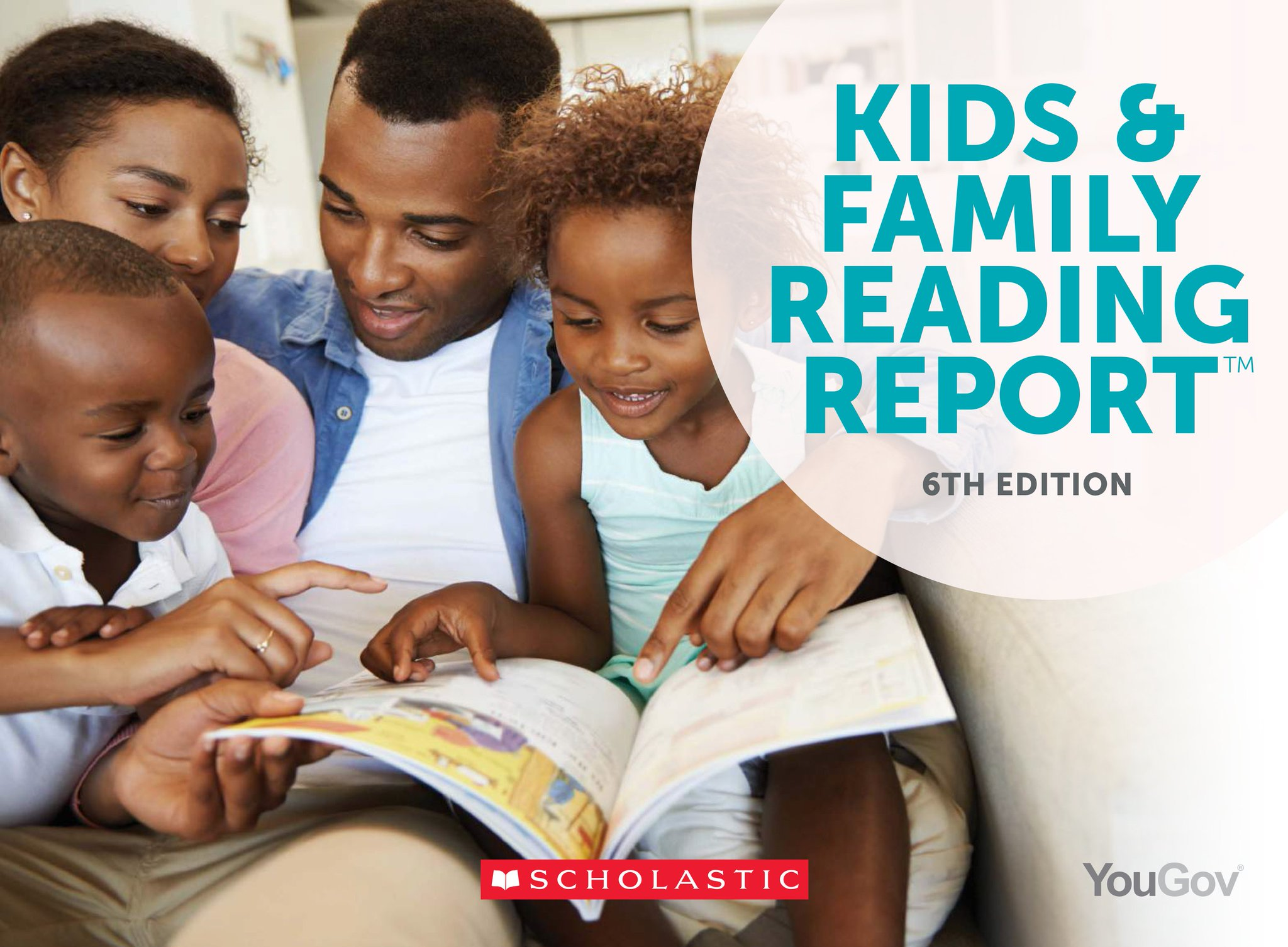 Thumbnail for Kids & Family Reading Report: 6th Edition