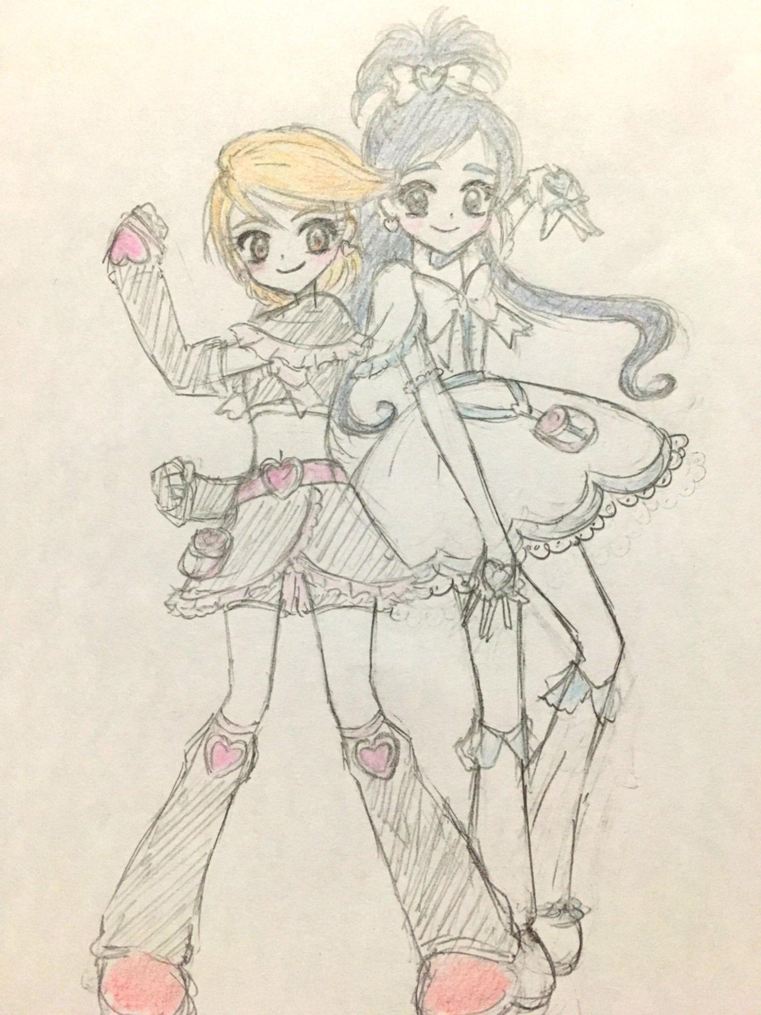 こはつん♛ ༘* (@D_suzu0210)さんのイラスト