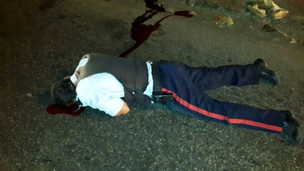 Resultado de imagen para En Carabobo policia asesina a su compañero