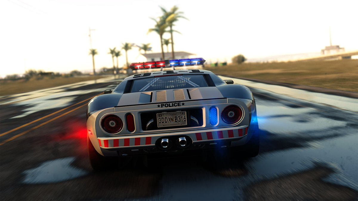 The Crew  On Twitter The Ford Gt Police Is Coming To The Chicago Dealer Tomorrow