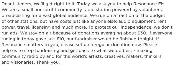 Dear listeners....  https://t.co/wlUlqB3kLS https://t.co/x44dYT6cAF