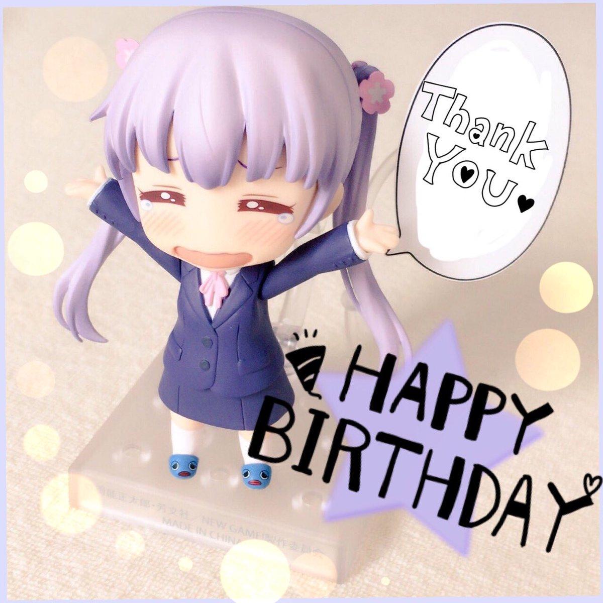 2月2日!涼風青葉ちゃん!お誕生日おめでとうっっっ!何事にもいつも真っ直ぐに一生懸命頑張る青葉ちゃん…