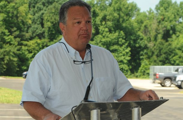 Bob Johnson, House of Raeford president and CEO