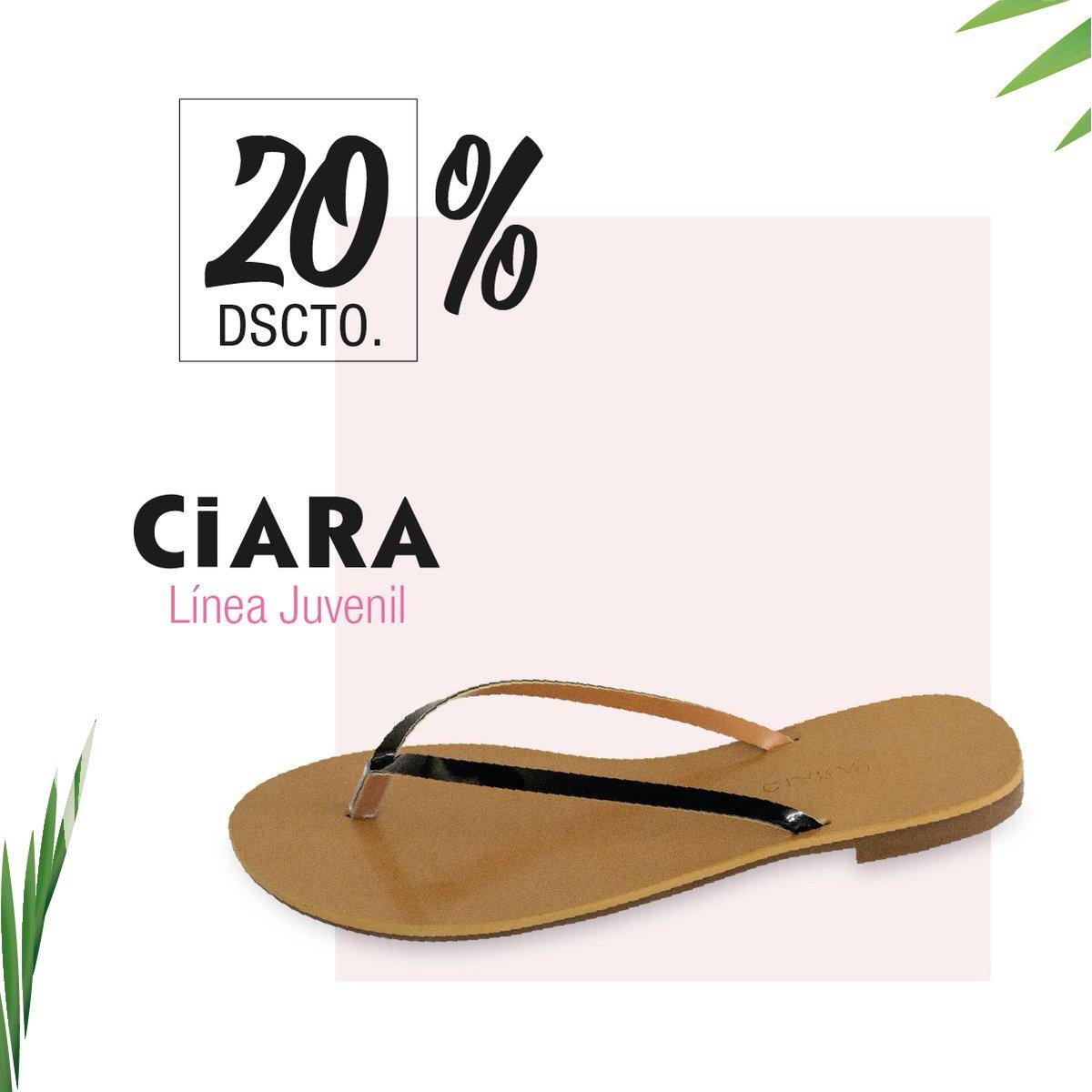Nos encantan las sandalias 😊 😍 20% de descuento solo en #CiaraCalzados Encuéntralas en todas nuestras tiendas.   #LoveSandals