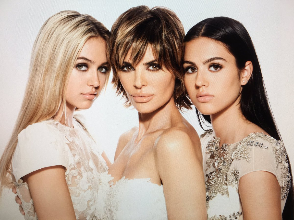 Lisa Rinna On Twitter My Beauties Inside And Out