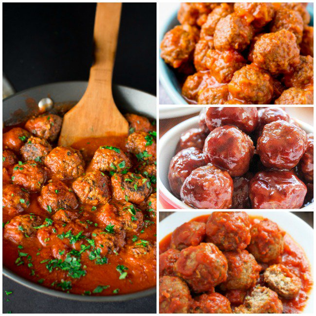 33 Meatball Recipes You Can Make in Your Slow Cooker