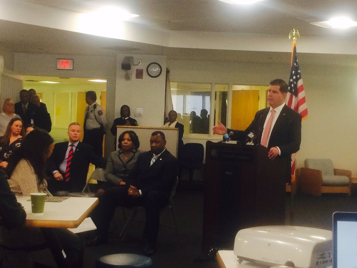 .@marty_walsh launches partnership to bring recovery info & services to Suffolk County House of Corrections https://t.co/Ppu9oJnd53