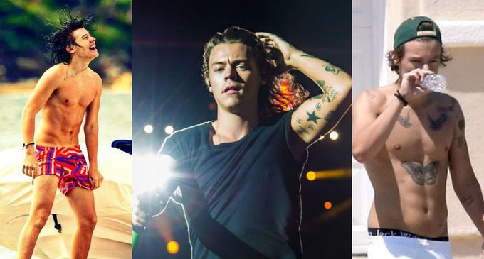 Happy birthday Harry Styles! His hottest moments in pictures