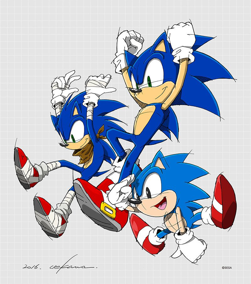 sonic the hedgehog - photo #40