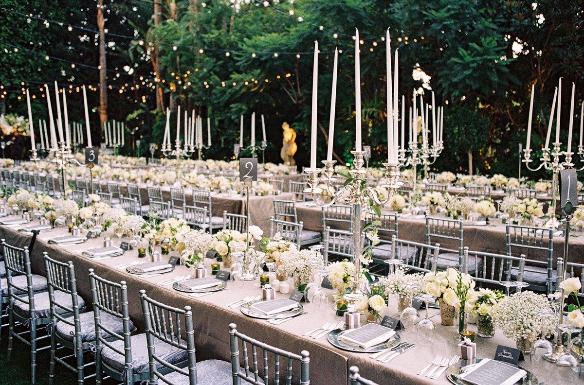 Four Seasons La On Twitter Our Wetherly Gardens Transformed Into A Beautiful Wedding Reception Braedonflynn Fswedding Fourseasonsla Losangeles