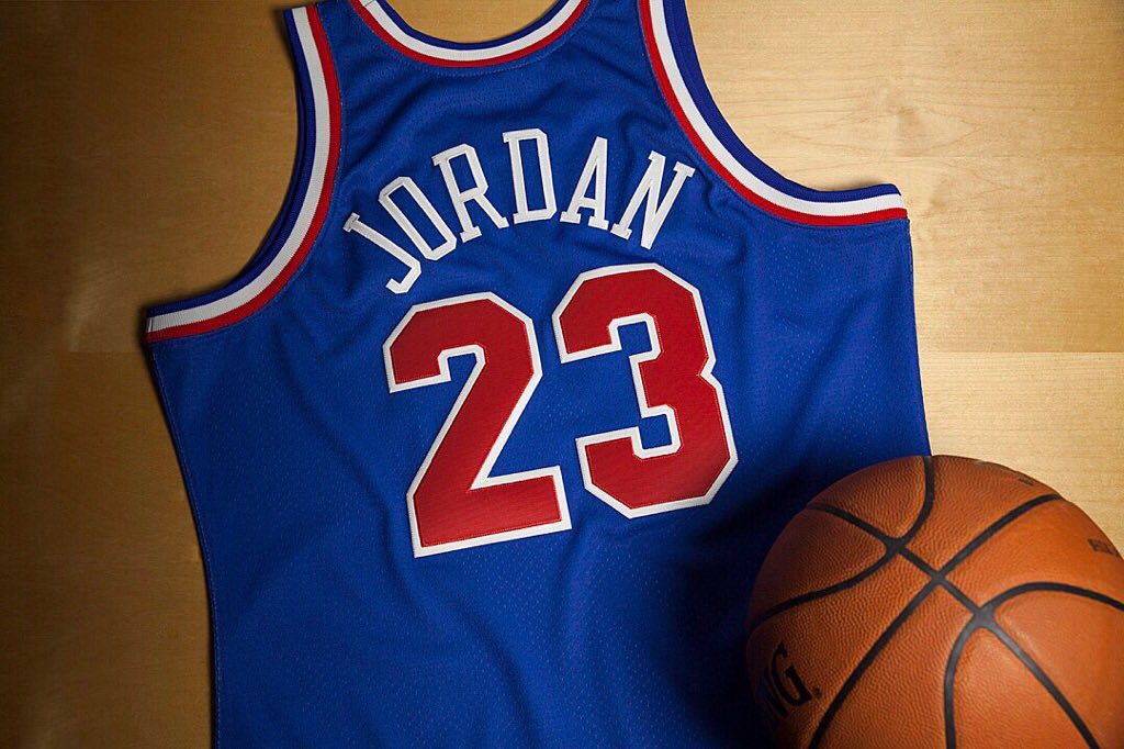 93   96 RT  darrenrovell  On sale today from  Mitchell Ness  MJ 1993 ( 300)    1996 ( 350) All-Star jerseyspic.twitter.com IS9F1dV9Zk 190c807bd