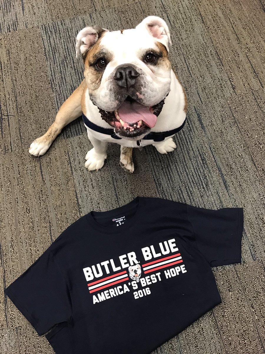 Butler Blue III on Twitter: