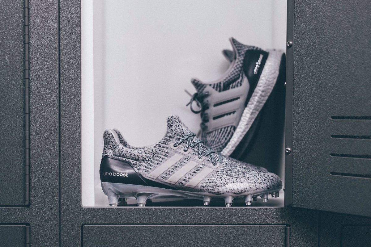b06621365 wholesale adidas ultraboost cleat triple black on foot 4eade d41a3   official store adidas football us on twitter dont miss the drop. 2 5 at  halftime