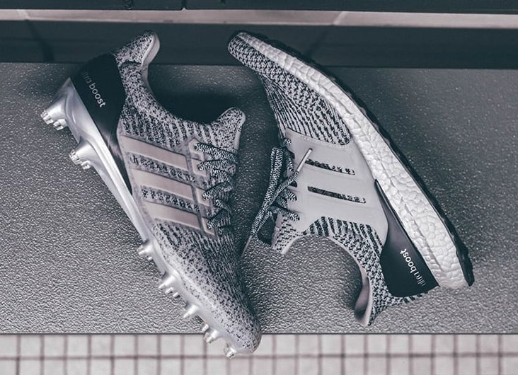 Adidas Ultra Boost Super Bowl Silver Pack