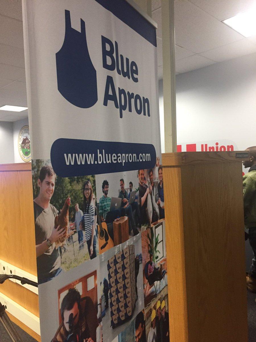 Blue apron job fair nj - And Finally Story 4 Union County Holds Job Fair For Blueapron At