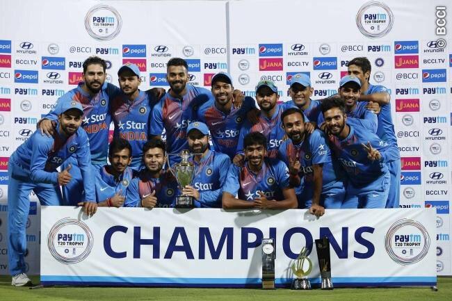 Champions T20I