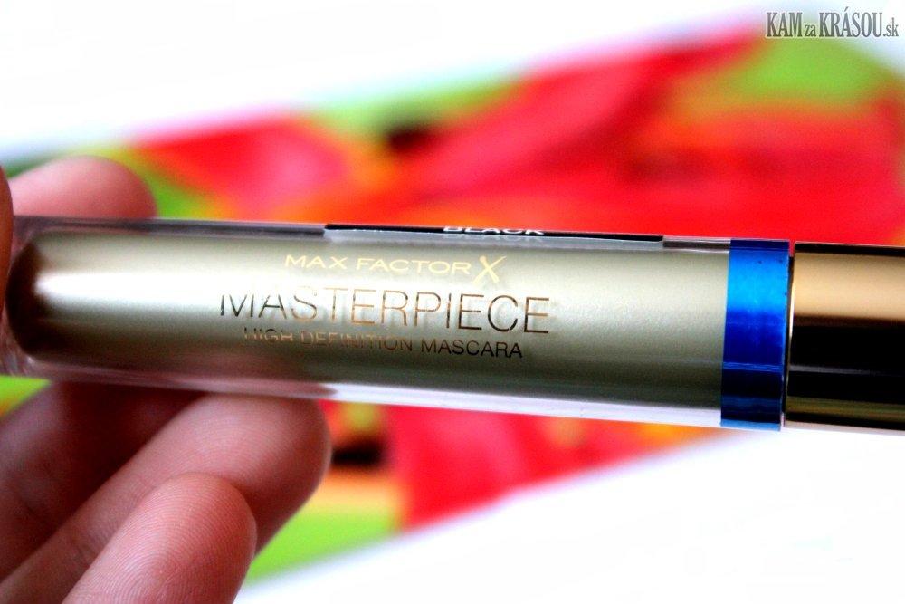 max factor masterpiece max high volume definition mascara отзывы