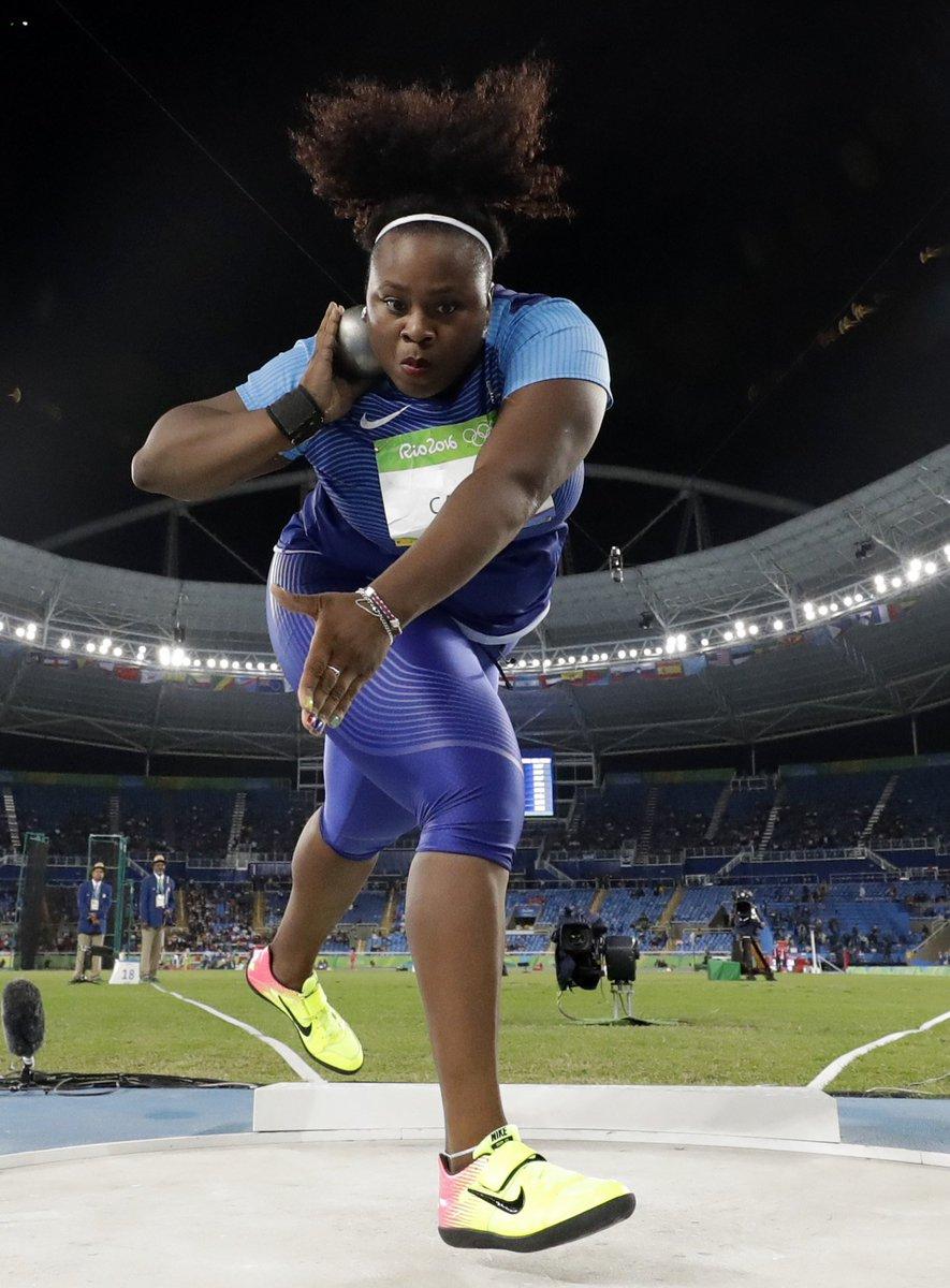 Michelle Carter Athlete >> Athletes W O Borders On Twitter Michelle Carter Shotdiva