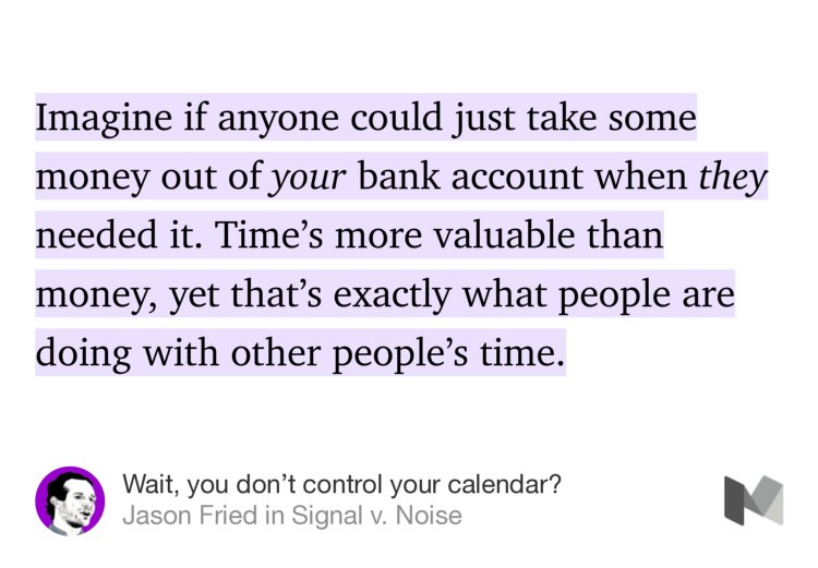 Jason Fried On Twitter Async Is Where Its At