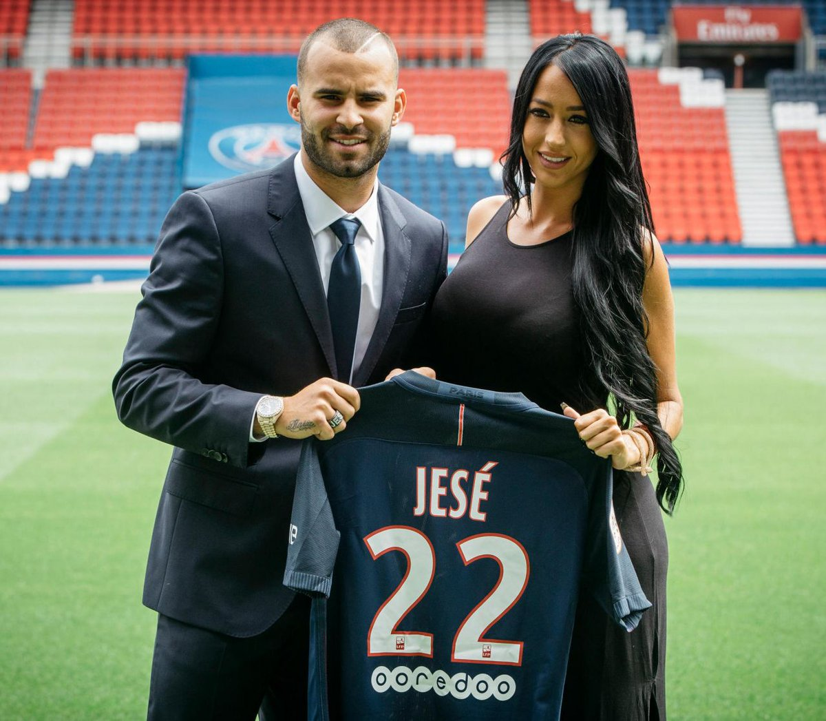 "FootballFunnys on Twitter: ""Jesé Rodriguez' ex-wife sent him very  unexpected news on Instagram. This is embarrassing!  https://t.co/yL2aOjgAcQ… """
