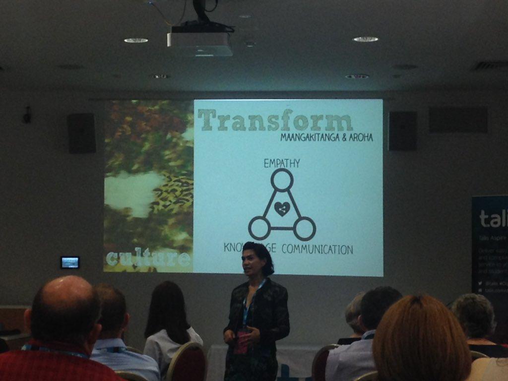 Importance of #empathy in transforming culture @kimtairi #talisinsight https://t.co/0UWiEYKxPm