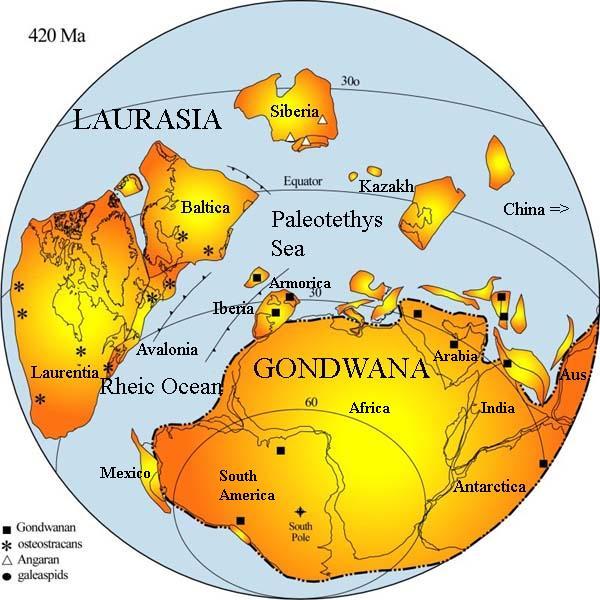 Científicos sudafricanos hallan pruebas sobre un 'continente perdido'