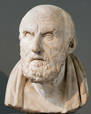 Greek philosopher Chrysippus died from laughing at one of his own jokes. https://t.co/0N6ioHaNXM