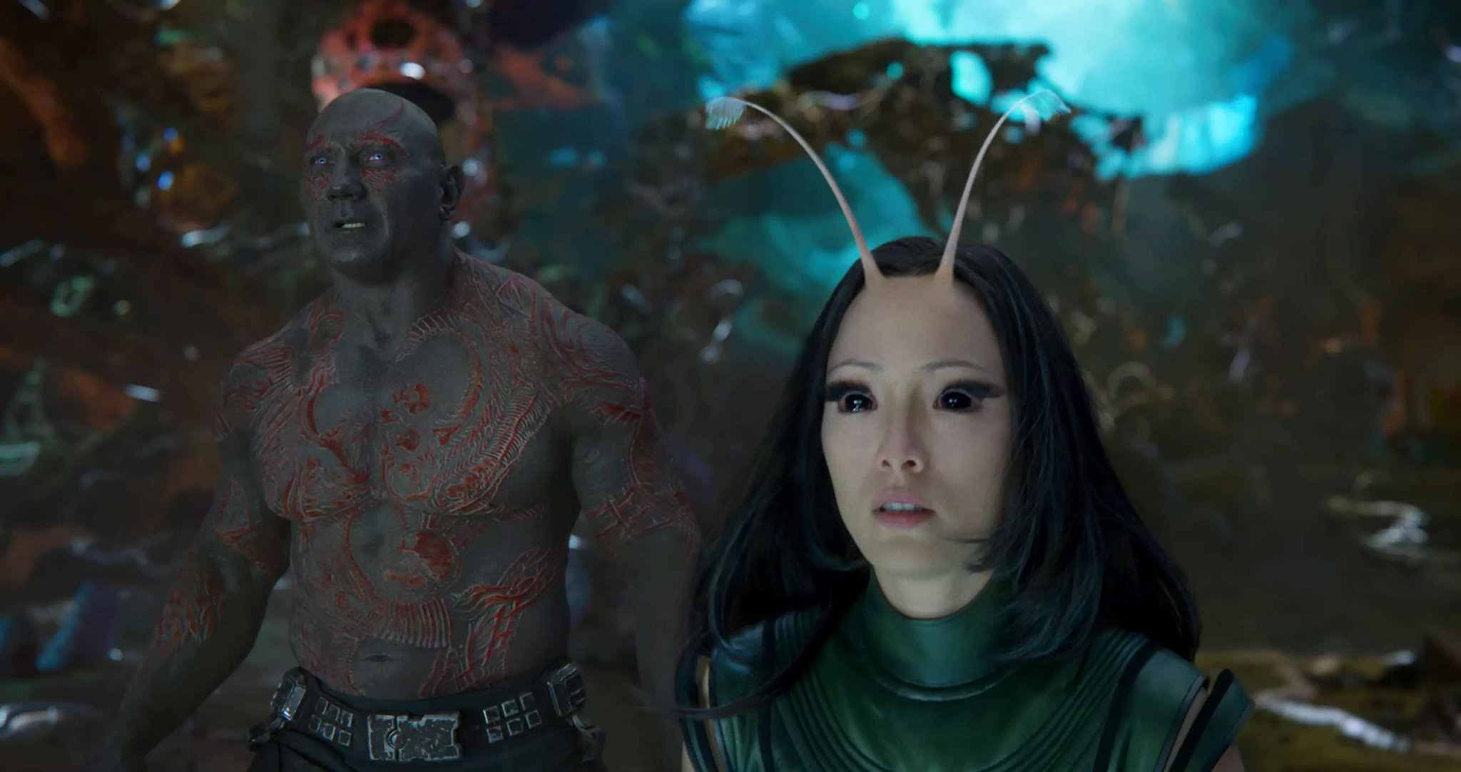 New Guardians of the Galaxy Vol. 2 Photos Revealed
