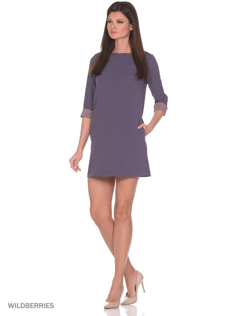 Женское платье с длинным рукавом Clabin купить в Москве