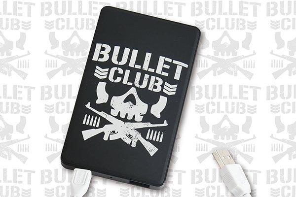 2月5日(日)札幌大会から緊急発売!世界最強のアイコンがここに!『モバイルバッテリー BULLET …