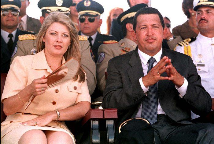 Venezuela en 1998 / Venezuela en 2017 https://t.co/1F1y12Qzh4