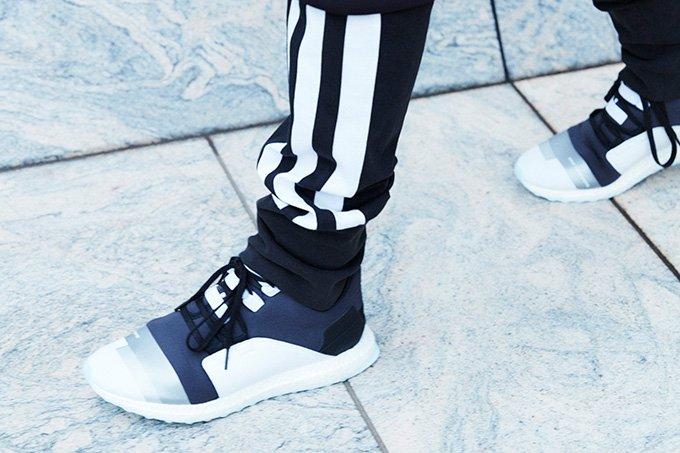 Y-3の17年春夏アイテム - 近未来的な新作スニーカーやモノクロのスポーツウェア fashion-…