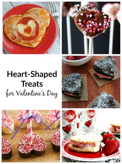 5 Heart-Shaped Treats