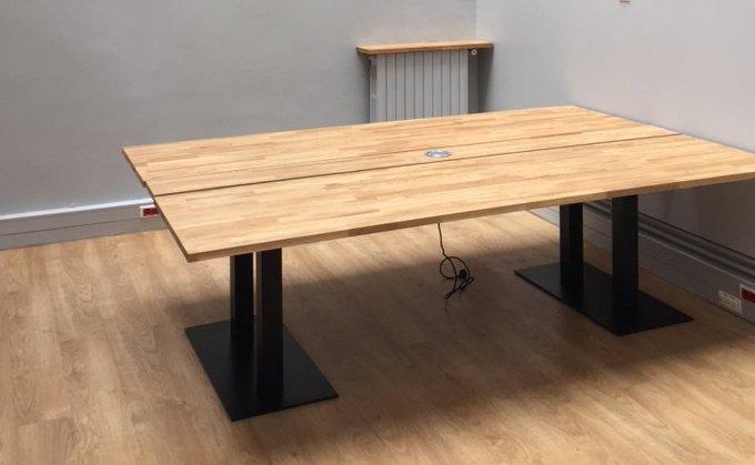 DIY : Tutorial pour monter un bureau en bois !