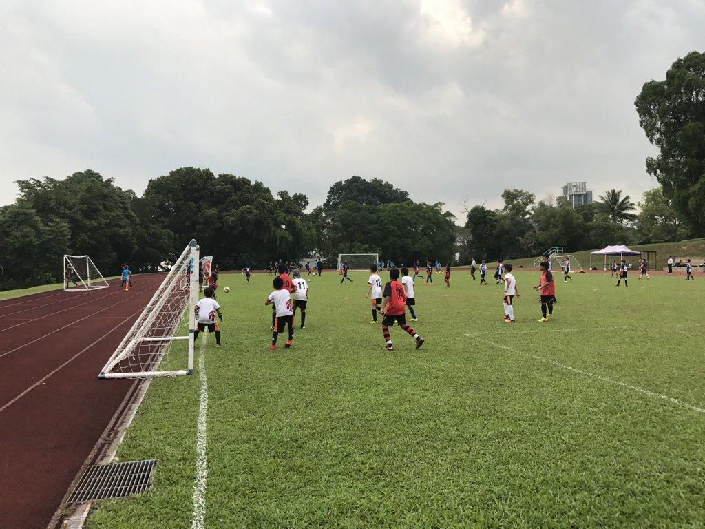 ACSIS U11 Football - @ISSsingapore 0-0 @Global_Schools #isspride https://t.co/o8OkgHjXrU