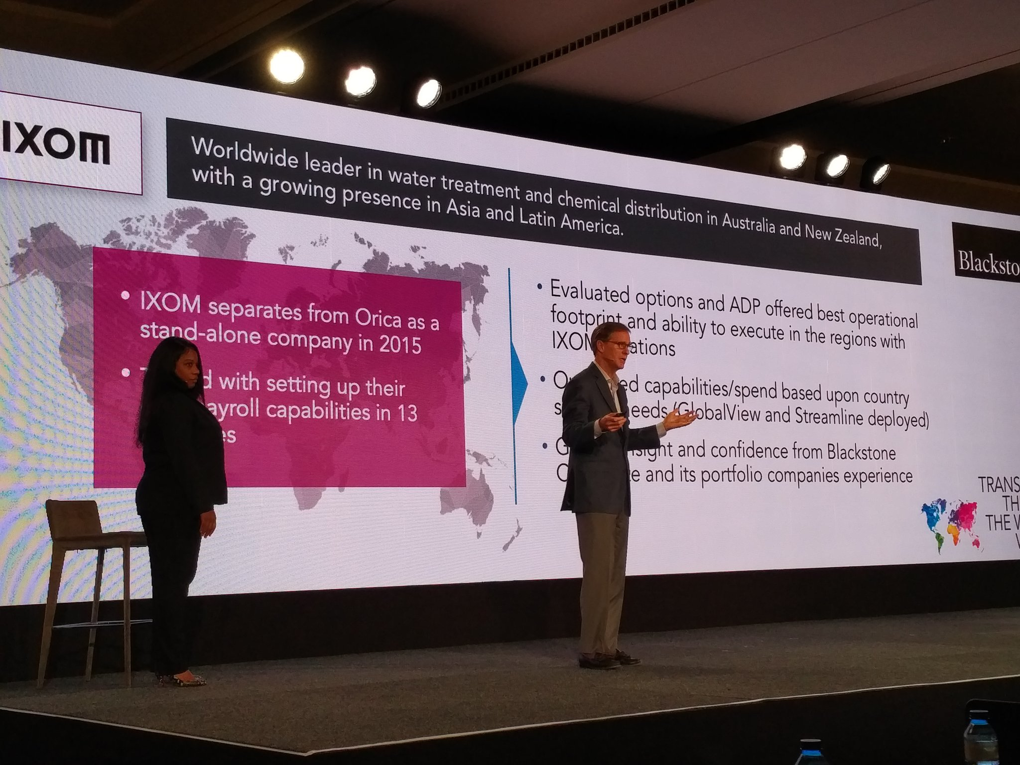 Beutler shares how @blackstone used @ADP @ixom to standardize global #Payroll #ADPReThink https://t.co/gmI6GtEouz