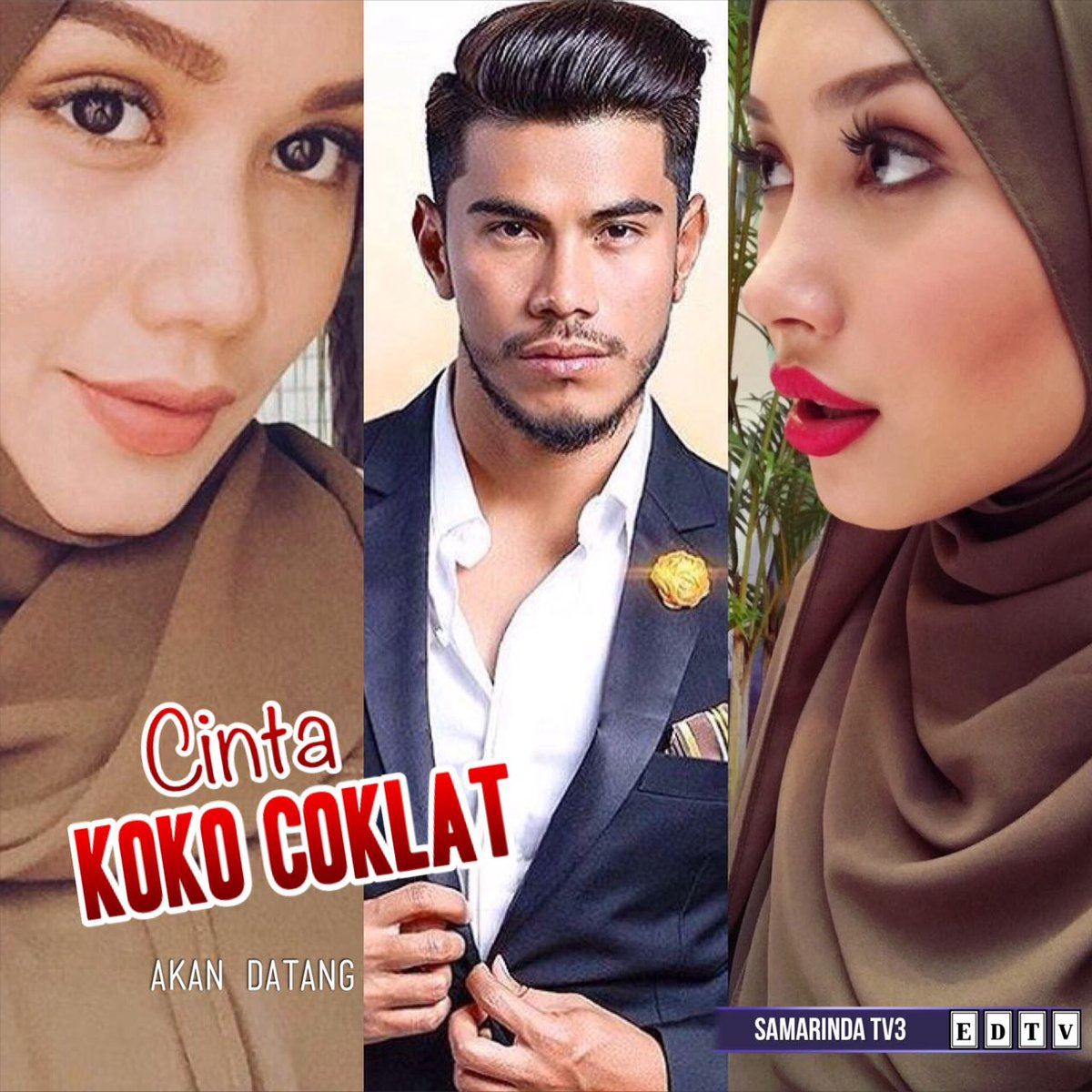 Image result for Cinta Koko Coklat (TV3)