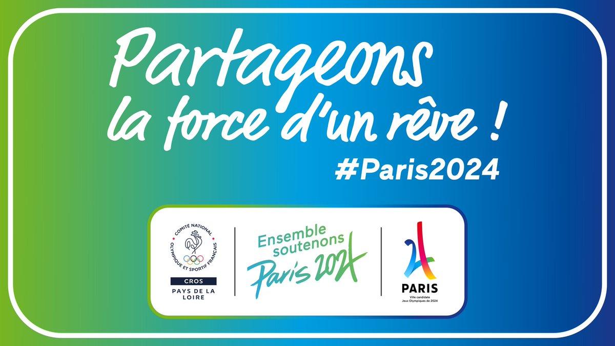 #Voeux2017 #Paris2024 @SPORTPDL remercie le Mouvement Sportif Ligérien et ses Partenaires pour leur soutien  #GagnonsEnsemble #SPORTDL<br>http://pic.twitter.com/vc1VyK3oEx