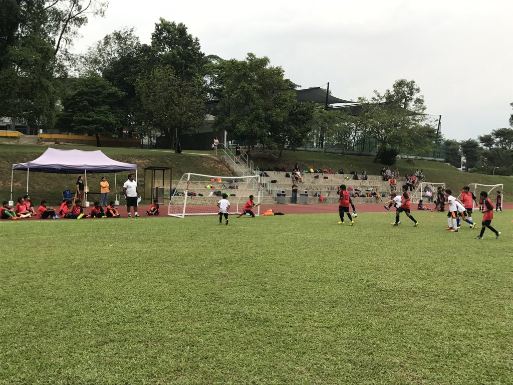 ACSIS U11 Football - @ISSsingapore 0-1 @Global_Schools #isspride https://t.co/5f3iwZHx7x